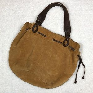Lucky Brand Large Hobo Shoulder Bag